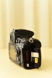 Câmera Profissional Nikon D-700