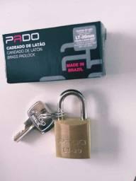 Cadeado Latao 20mm Pado