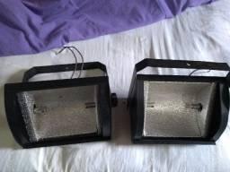 Refletor Mini Set Light De 300 / 500w Iluminação Filmagem
