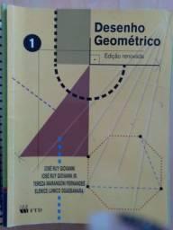 Desenho geométrico 1,José Ruy Giovanni,Tereza feenandes