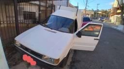 Fiorino furgão 2001 gasolina e Gnv 1.5 motor fiasa