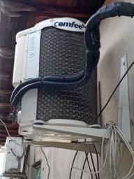 Ar condicionado 7.500 BTUs usado