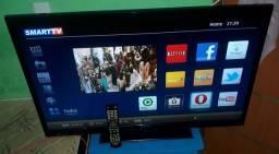 TV SEMP TOSHIBA ULTRA SLIN FULL HD DE 40 POLEGADAS.
