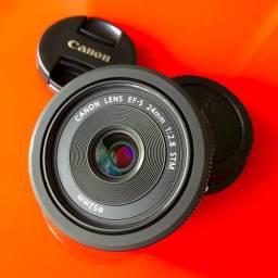 Lente Canon 24mm f2.8