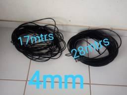 Fio de energia 4mm
