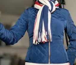Título do anúncio: casaquinho Azul marinho tamanho P