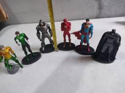 Conjunto de 6 bonecos DC