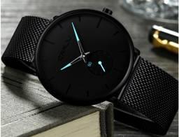 Relógios Masculinos ultra fino