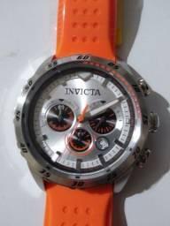 Invicta Rally Orange Band