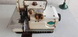 Maquina de costura overlock senas