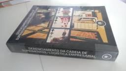 Livro Gerenciamento da Cadeia de Suprimentos / Logística Empresarial - Ronald H. Ballou