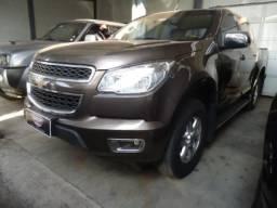 Chevrolet s10 2013 2.4 lt 4x2 cd 8v flex 4p manual - 2013
