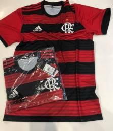 Camisa do Flamengo 2018/19 Adidas masculina/feminina/infantil