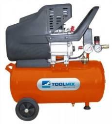 Compressor 115lbs 24 litros/1500w/220v Toolmix