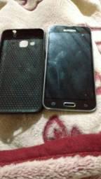 Vendo ou troco celular j3