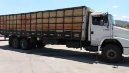 Caminhão mercedes 1620 - 1999