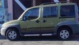 Doblo Adventure Er 1.8 Mpi 8v 103cv Estrada Real Completo - 2005