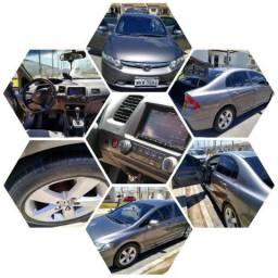 Honda Civic sedan 2008 completo 1.8 flex - 2008