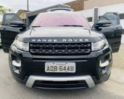 Land rover evoque dynamic 2012 + completa - 2012