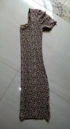 Vestido Malha