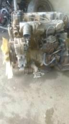 Motor MWM 4 cilindro - 2003