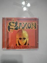 Saxon album killing ground