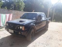 L200 2.5 Diesel - 4x4 - banco de couro - pra vender rápido - 2003