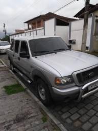 Ford ranger xls 2.3 cd gasolina/gás - 2007