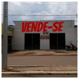 Vendo ponto comercial em humaitá/am bem localizado