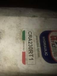 Filtro de óleo hidráulico P guindaste