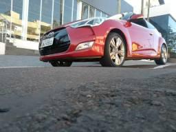 Veloster vermelho 65 mil km - 2013