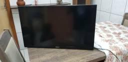 Tv de Led 32pol e Chromecast