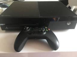 Xbox one 1 controle e 7 jogos mídia digital