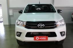 Toyota Hilux Cd Std Mt 4x4 2.8 4p - 2017