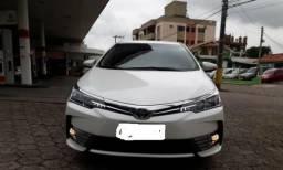 Toyota Corolla Gli Upper (Branco Pérola) - 2018