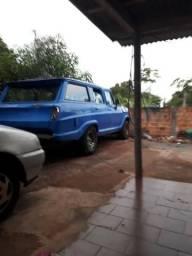 Gm - Chevrolet Veraneio -Diesel