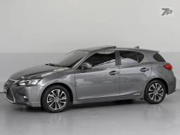 Lexus CT200H 1.8 Hybrid 4P Automático - 2018