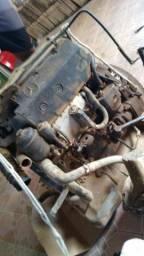 Motor OM 904 accelo - Eletrônico