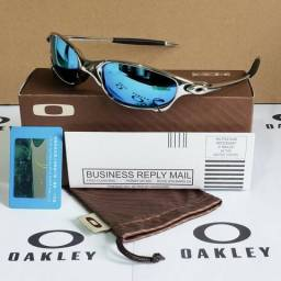ec1982710 Óculos Oakley Juliet Romeo 24k Squared Double X Pronta Entrega!