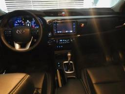 Toyota Hilux SRV 4x4 CD 16v Diesel Automático - 2018