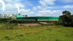 Área de 30.000m² de frente para Indústria bernek - br-470