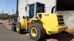 Pa Carregadeira New Holland w130 ano 2014