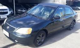 Civic Lx 1.7 - 2002