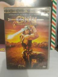 Dvd Filme Conan O Destruidor Arnold Schwarzenegger