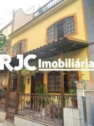 Casa de vila à venda com 4 dormitórios em Vila isabel, Rio de janeiro cod:MBCV40059