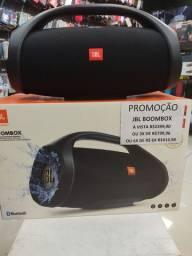 Caixa de Som Bluetooth JBL Boombox à Prova de Água - Portátil 60W
