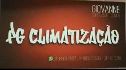 Promoção Manutenção de ar condicionado em geral