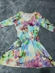 Vestido lindo e fresquinho