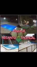 Sítio para festa e finais de semana Recanto Tropical