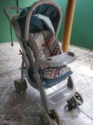 Carrinho de bebê Galzerano
